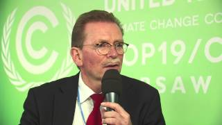 COP19: Peter Höppe, Munich Re