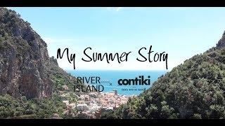 My Summer Story | River Island x Contiki