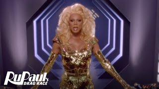 RuPaul's Drag Race - Season 4 Trailer - Logo TV