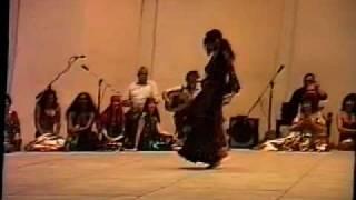 Serena at Damrosch Park, Lincoln Center NYC 1989