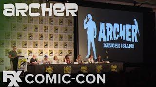 Archer | Comic-Con 2017: Danger Island Preview | FXX