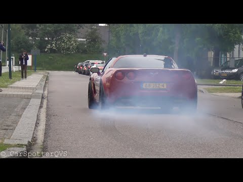 LOUD Corvette C6 with Corsa Exhaust