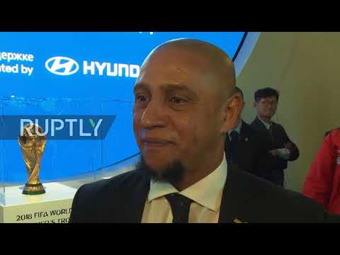 Russia: FIFA World Cup trophy shines in new Moscow exhibition