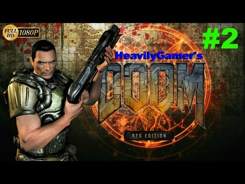 Doom 3 BFG Edition Gameplay Walkthrough (PC) Part 2:Getting Access To Alpha Labs - William Banks PDA