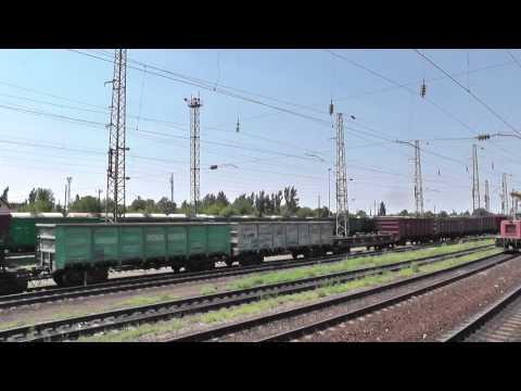 Отправление со станции Лихая