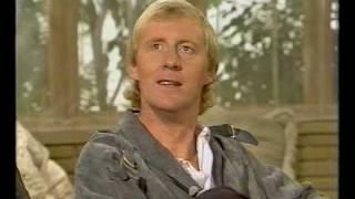 Chris Tarrant and Roland Rat on TV-am - 1983