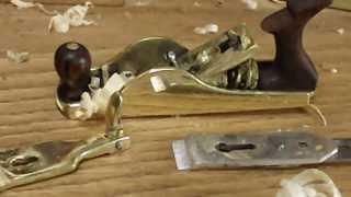 Miniature Tools #4 Wood Working Plane