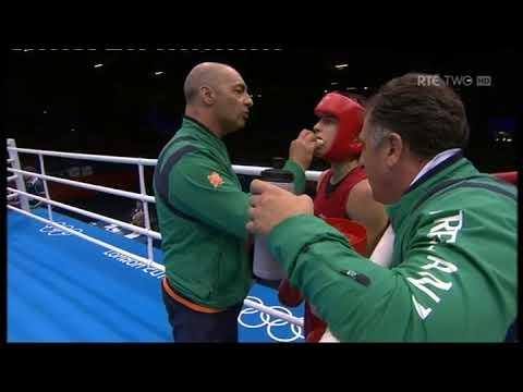 KATIE TAYLOR vs. Mavzuna Chorieva - London 2012 Olympics