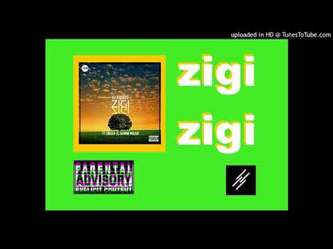 Dj Njabulo Ft Zingah & Gemini Major - Zigi Zigi (Prod By Thabo ZA & Gemini Major)