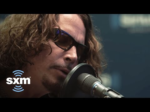Chris Cornell 'Nothing Compares 2 U' Prince Cover Live @ SiriusXM // Lithium