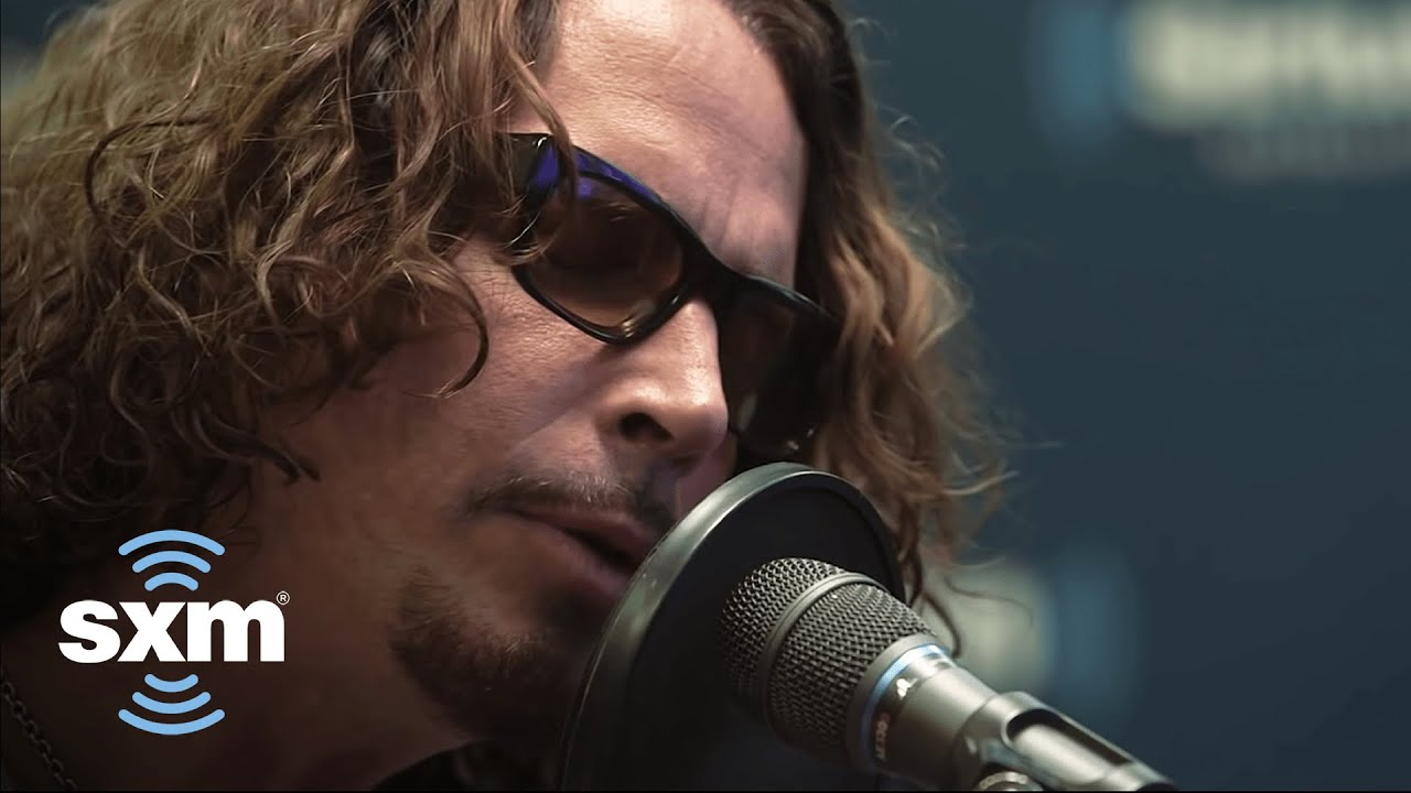 "Chris Cornell  - ""Nothing Compares 2 U"" (Prince Cover) [Live @ SiriusXM] 