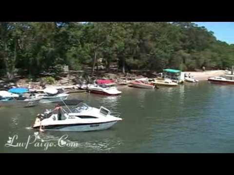 Boat Cruise around Moreton Bay.
