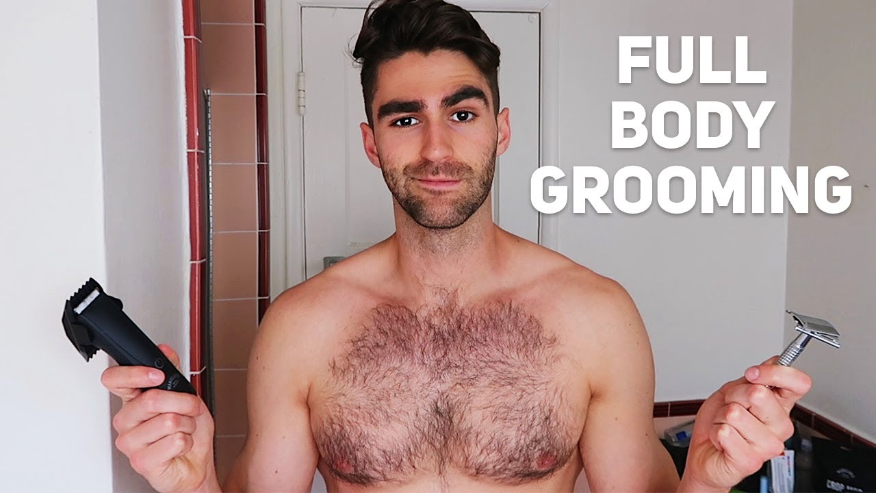 Proper manscaping