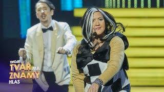 Debbi jako Hairspray