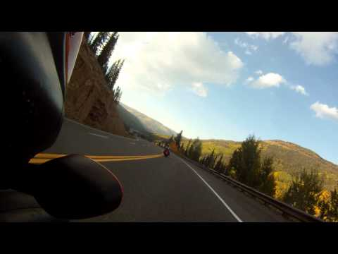 Day 12 Ride Across America - Wolf Creek Pass Colorado