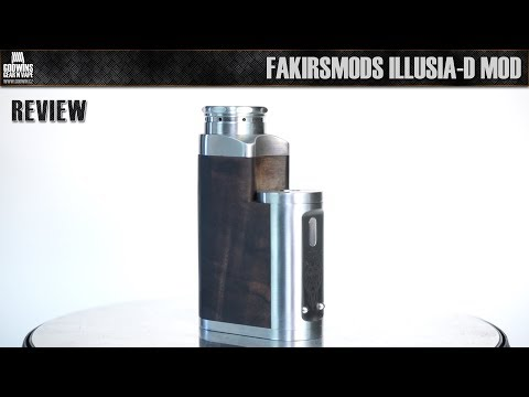 High End Mod - Fakirsmods ILLUSIA-D MOD - Recenze (CZ)