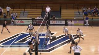 GVSSR - October 31, 2016 - Volleyball