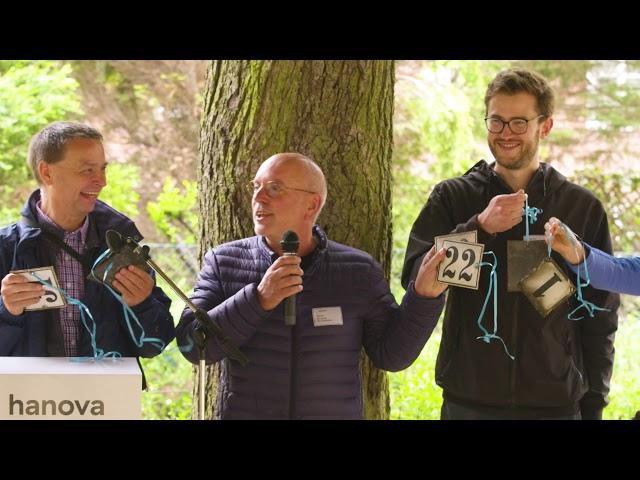 Modernisierungsfest Paul-Wolf-Höfe | hanova