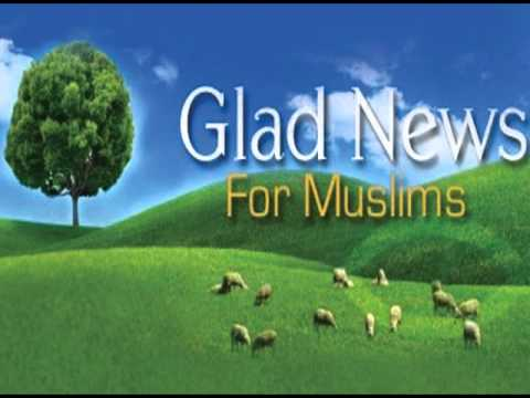 Glad News for Muslims to Hear in Arabic (non-English).