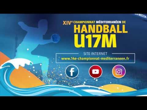 TEASER Mondialito 2017 | Championnat Méditerranéen Handball U17M