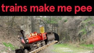 trains make me pee (song a day #1535)
