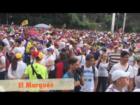 Gran toma de Caracas #1s  legal!