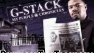 g-stack - Rep Yo Hood Feat. Mistah Fab, - My Purple Chronicl