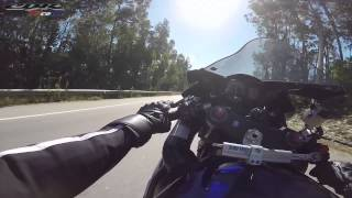 Test-Drive - Suzuki GSX-R 1000 K5 - WHEELIES - FIRST RIDE