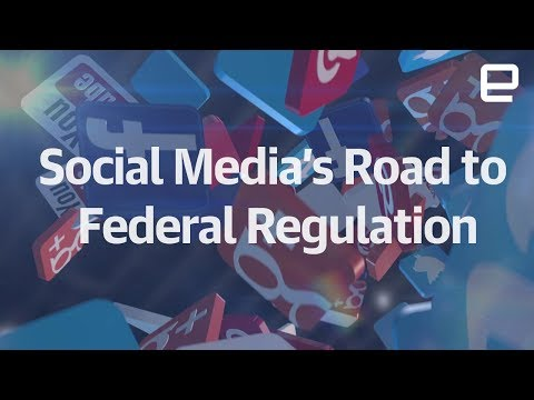 Social media companies setting themselves up to be more regulated | 2017 Year in Review