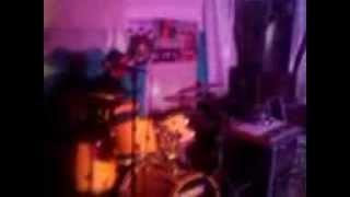 Репетиций молодой рок группы