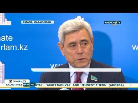 Kazakh Tenge rises to 305 per Dollar - Kazakh TV