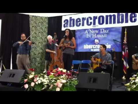Hulaville at Neil Abercrombie Election party