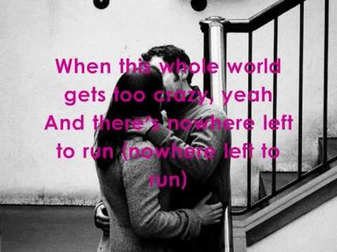 Safest place to hide (with lyrics)