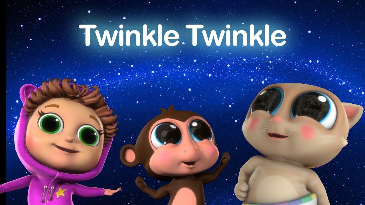 Twinkle Twinkle Little Star (Learn shapes)