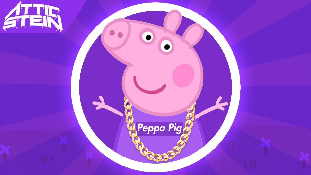 Peppa Pig C S Theme Song Remix Prod By Attic Stein