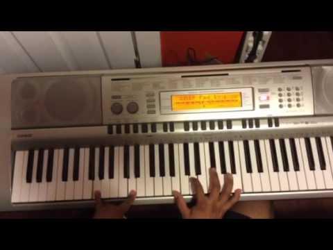 Cristo Yo Te Amo Gadiel Espinoza Tutorial De Piano Otros Acordes