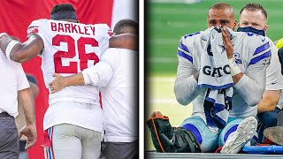 10 of the Most DEVASTATING Injuries from the 2020 NFL Season… SO FAR