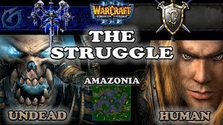 Grubby | Warcraft 3 The Frozen Throne | UD v HU - The Struggle - Amazonia