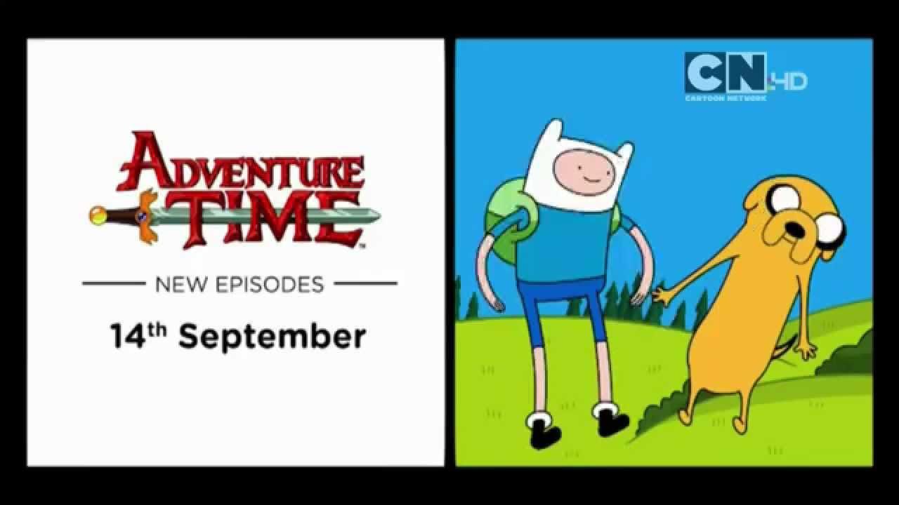 cartoon network uk hd adventure time new episodes september 2015