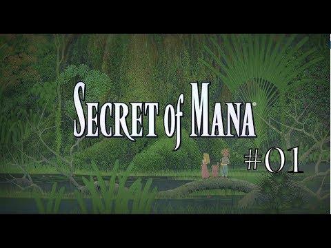 Quelle est donc cette épée? - Secret Of Mana Remake 3D #01