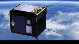 Shooting stars from space for 2020 Olympics - BBC Click