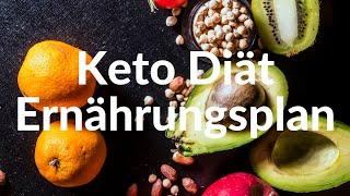 Ketogene Diät Ernährungsplan Einstieg bei Tag 1 (Ernährung) Selbstexperiment #1