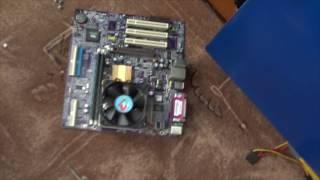 Ремонт старых компьютеров, не работает скайп на старом ПК