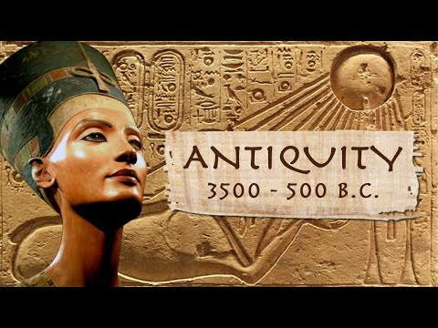 "3500 - 500 B.C.: ""Antiquity"""
