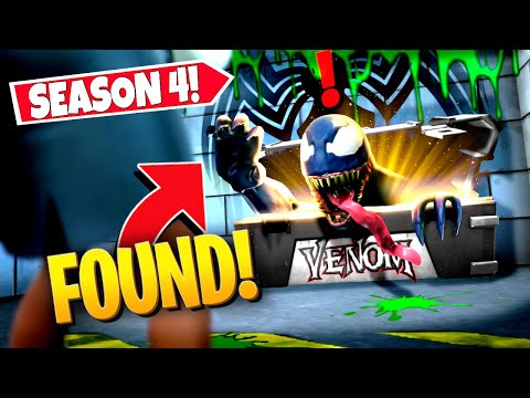 *NEW* FINDING SECRET VENOM *LOCATION* THAT EPIC GAMES WAS TRYING TO HIDE! (Battle Royale)