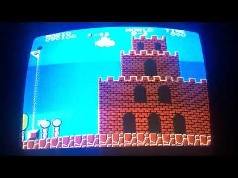 4:55746 Super Mario Bros any% speedrun *WR*