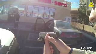 LVMPD Shoots Robbery Suspect Armed With Bat