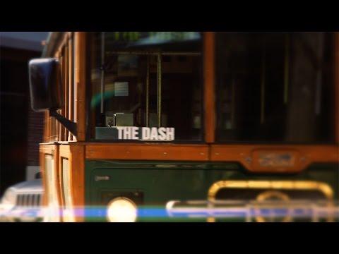The DASH (Downtown Area Shuttle) in Waco, Texas.