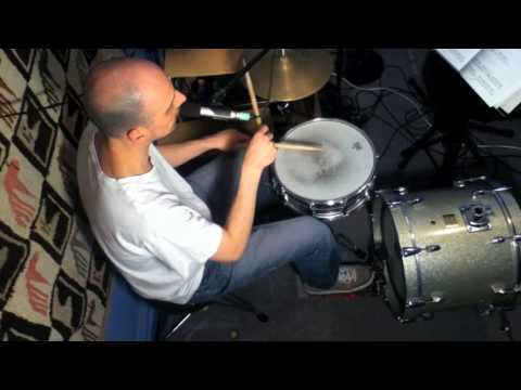 Drum Lesson: The Oakland Stroke Tower of Power