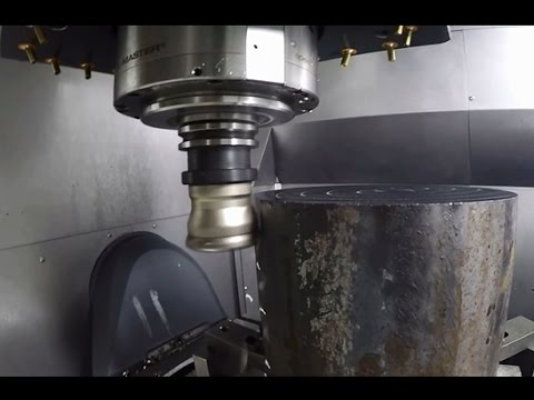 Cutting metal is as easy as cutting potatoes | Popular CNC t